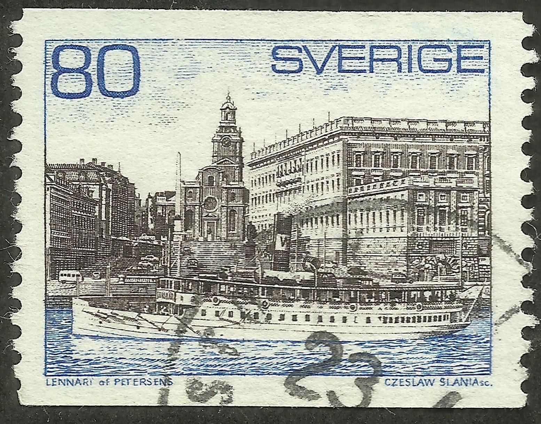 Sweden #749 (1971)