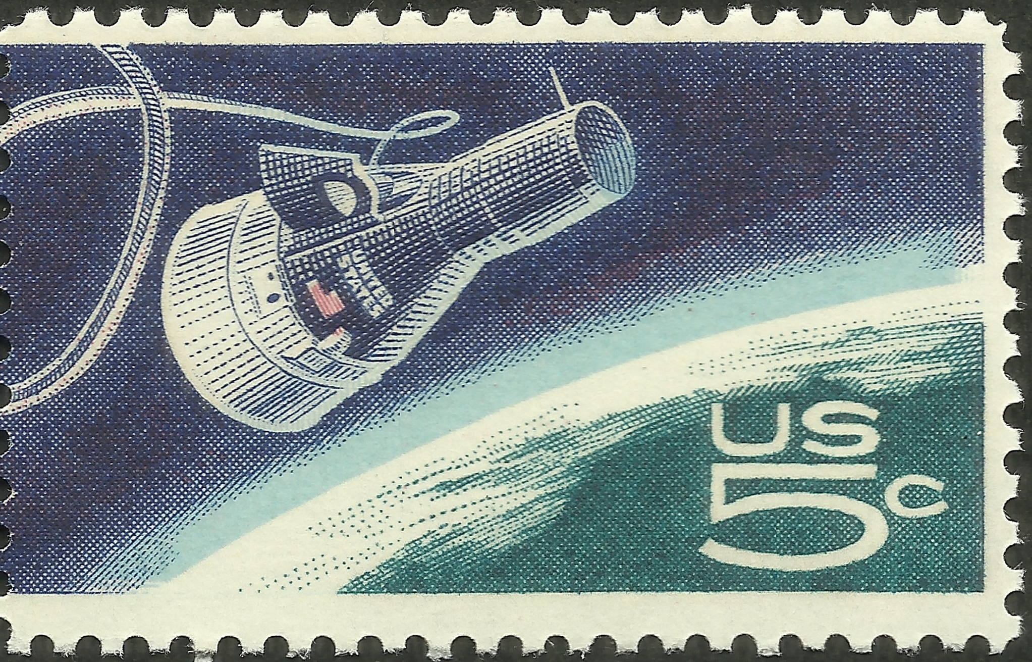 Gemini 10 Space Mission