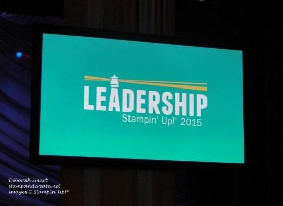 Leadership header