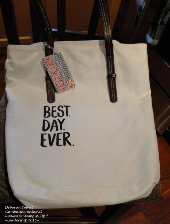 Leadership bag
