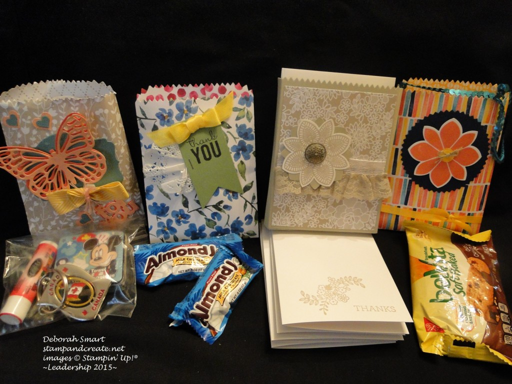treat bags contents