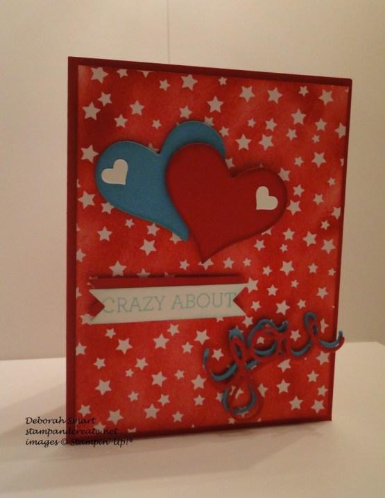 Watercooler challenge - valentine's