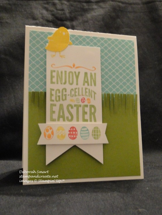 sweet treats easter card