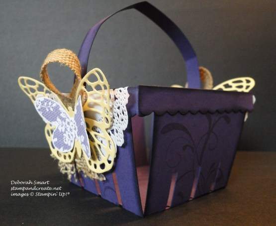 creation station berry basket