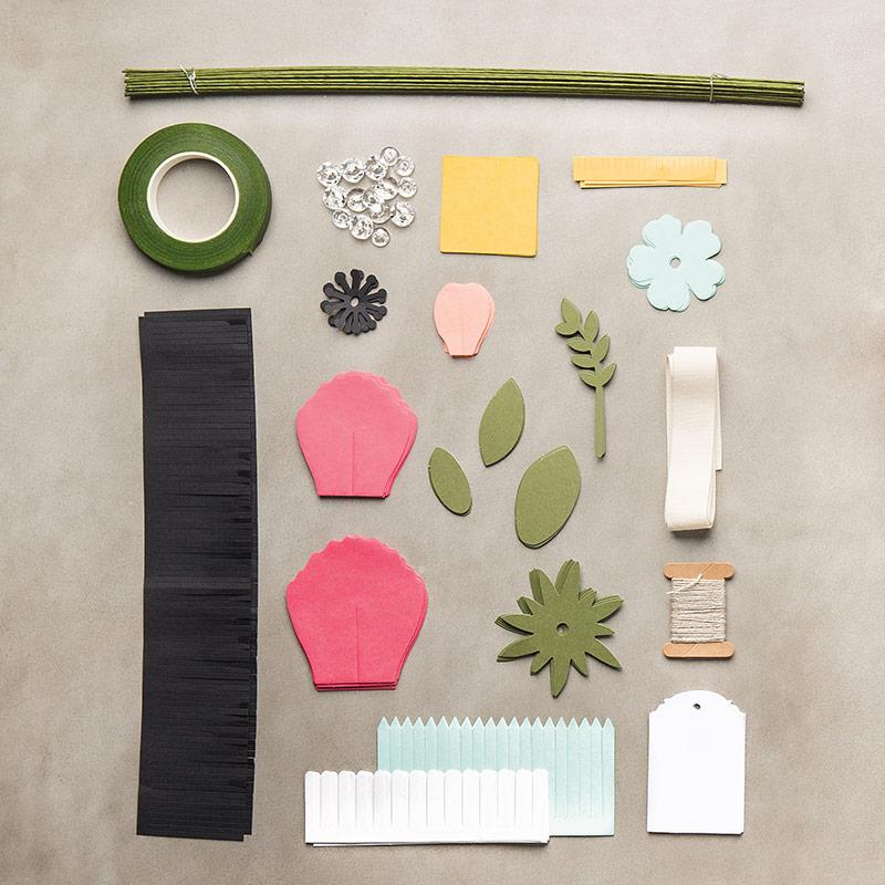SU build a bouquet kit