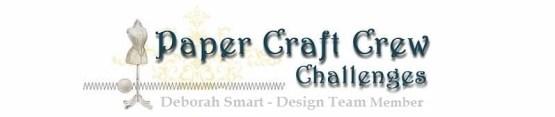 Paper Craft Crew DT Badge