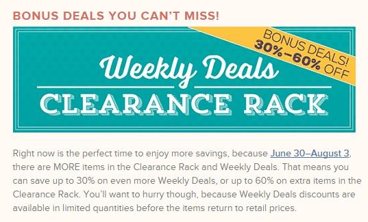 SU bonus deals