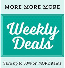 SU weekly deals header