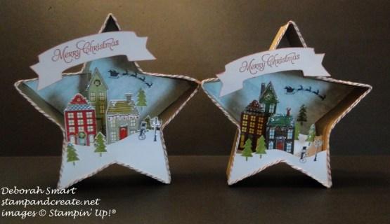 Many Merry Stars diorama