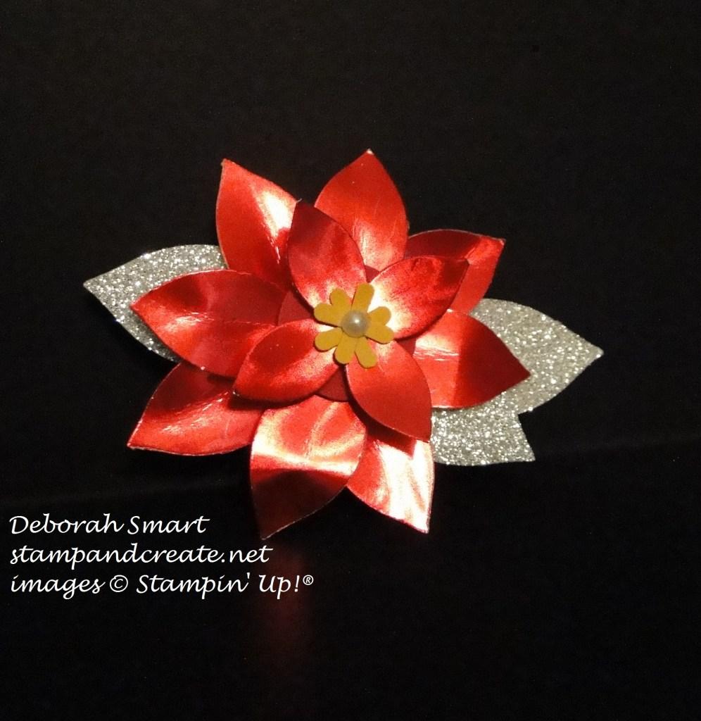 festive flower builder punch