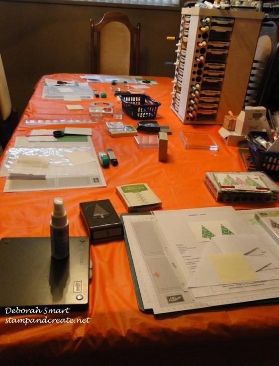 technique club table