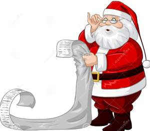 http://www.dreamstime.com/royalty-free-stock-photography-santa-claus-reads-christmas-list-image27926907