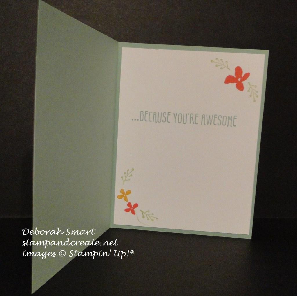 Botanicals for You inside