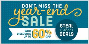 SU year end sale