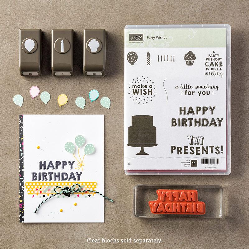 SU Party wishes bundle
