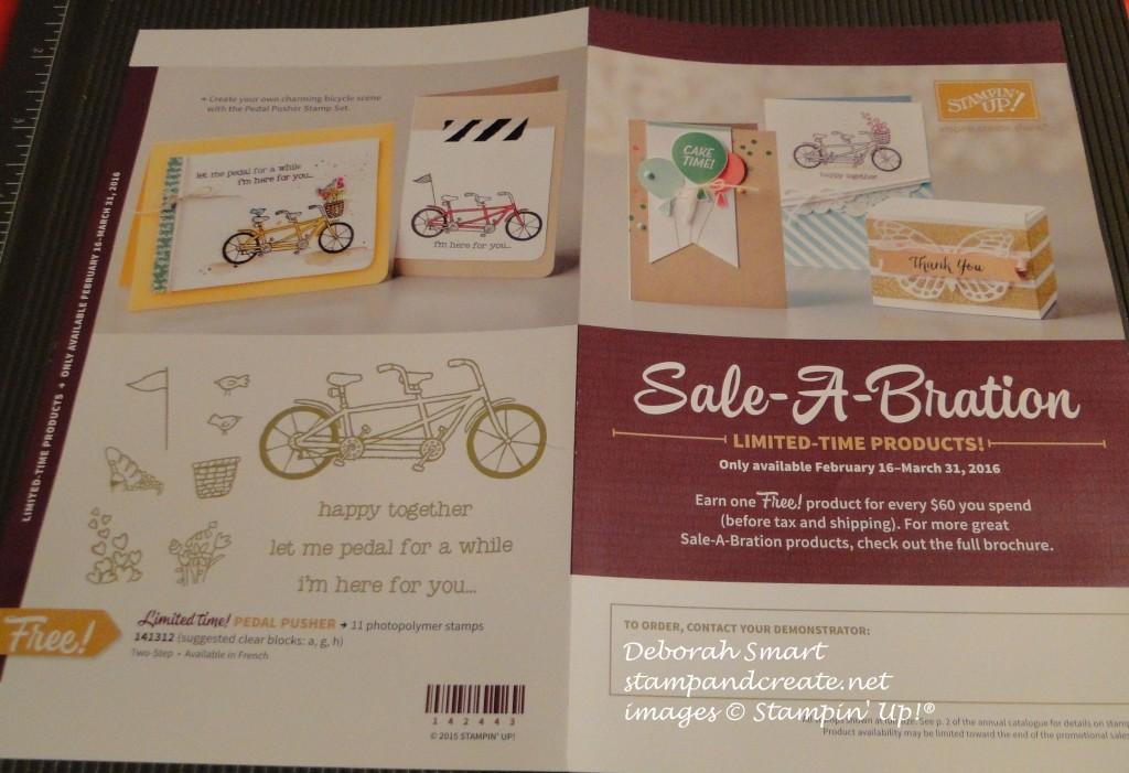 SAB flyer front/back