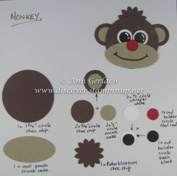 punch art monkey
