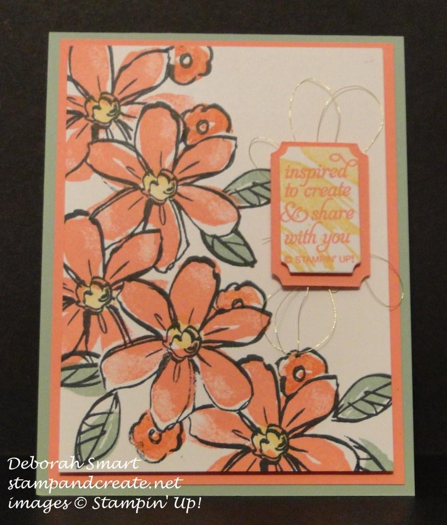 PCCCS198 Garden in bloom
