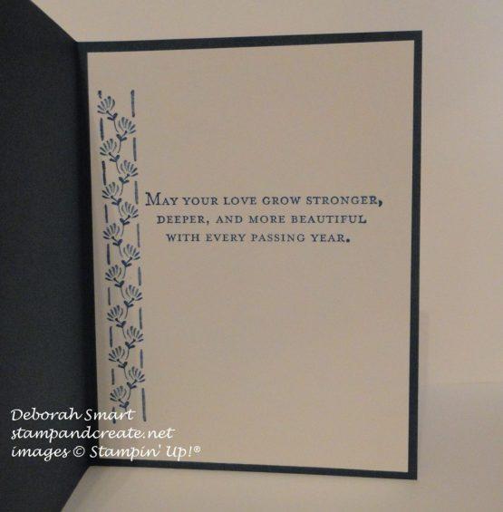 floral phrases inside