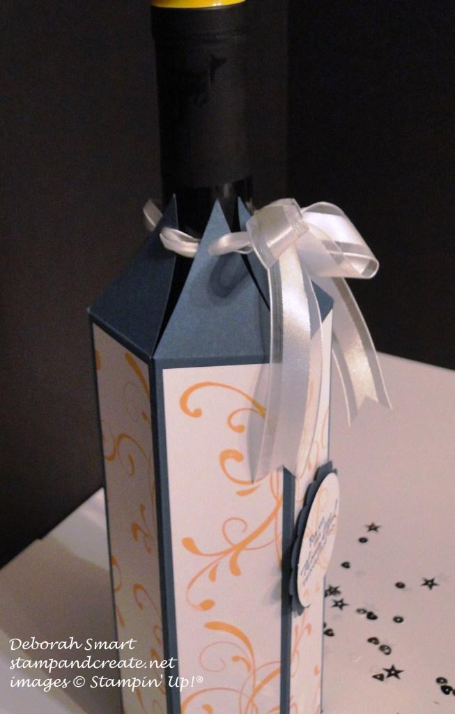 bottle wrap top