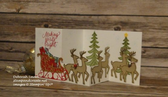 WWC96 Santa's Sleigh
