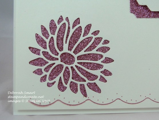 Close Up - Sweet Sugarplum Glimmer Paper