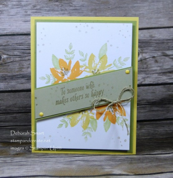 Avant Garden Sale-a-Bration stamp set