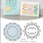 Make a Medallion new stamp