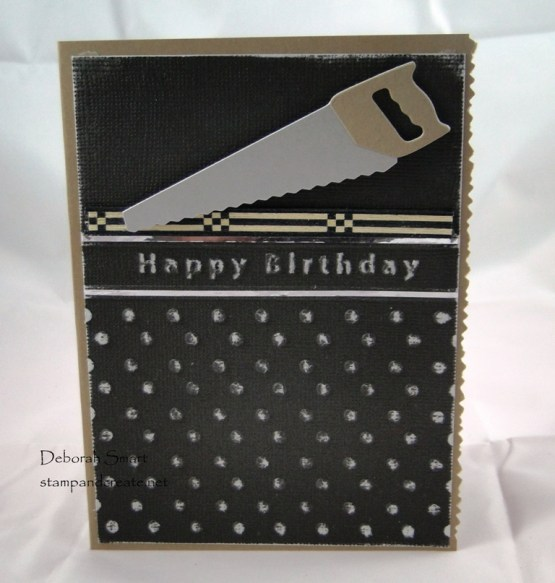 Card Swap with Friends - masculine birthday