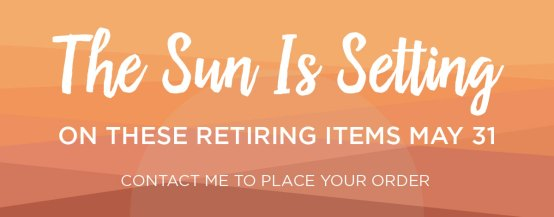Get Them Before They're Gone - Retiring List is Here