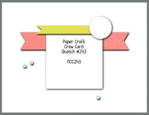 PCC243 Paper Craft Crew Challenge