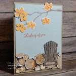 Wood Textures Designer Series Paper