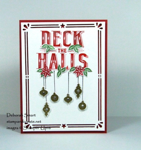 Deck the Halls with Carols of Christmas