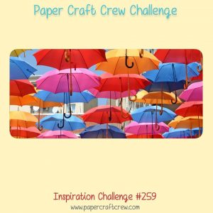 Paper Craft Crew Inspiration Challenge