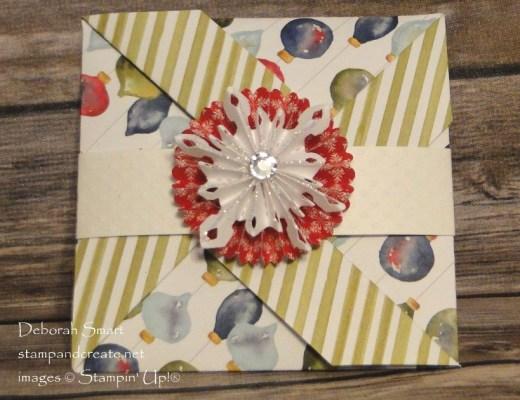 Pinwheel Fold Revisited