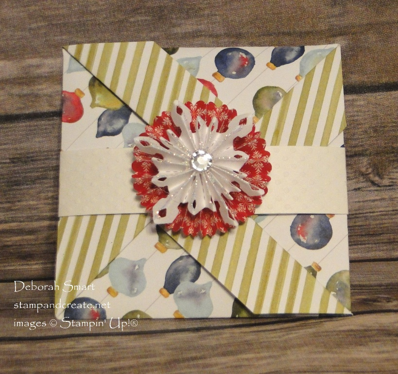 Pinwheel Fold Revisited