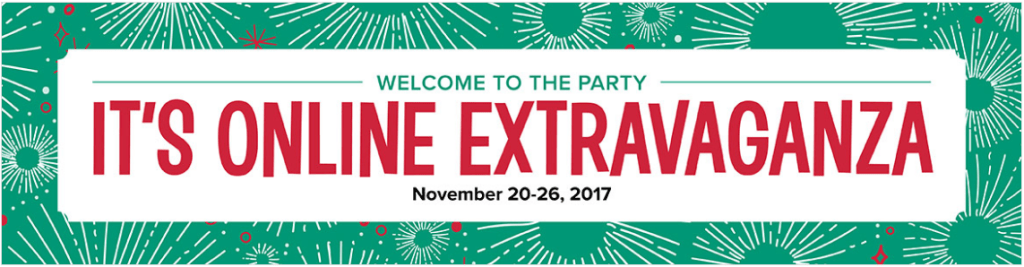 Save on Stampin' with Online Extravaganza