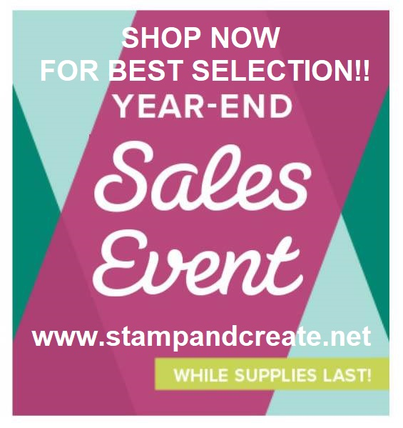 YEAR END SALES EVENT ON NOW!