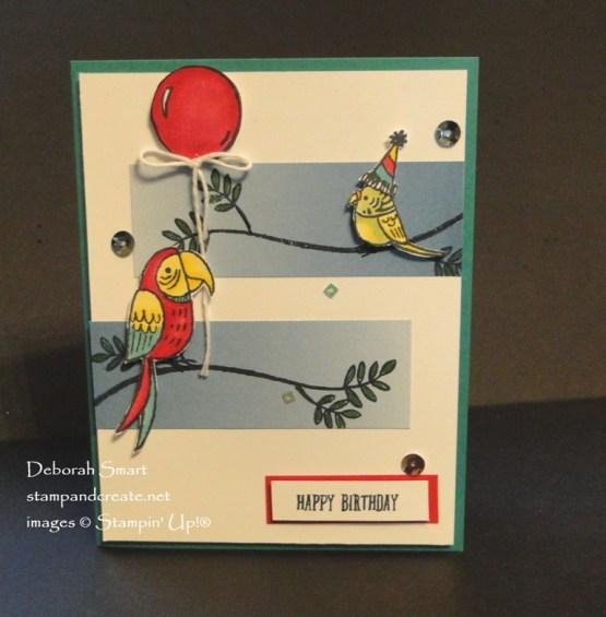 Bird Banter Birthday