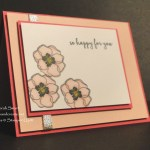 First Stampin' Blends Club
