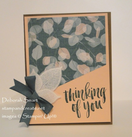 Rooted in Nature Card