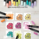 All Stampin' Blends Colours Now Available