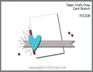 Bokeh Dots for Paper Craft Crew Sketch