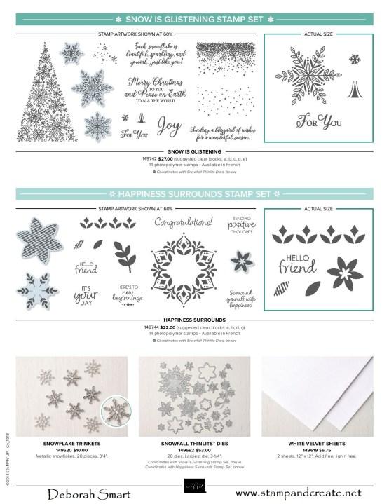 Snowflake Showcase Now Available