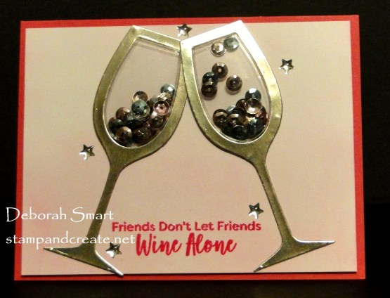 Don't Let Friends Wine Alone!