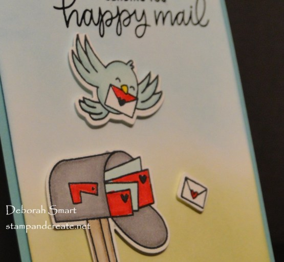 Sending You Happy Mail