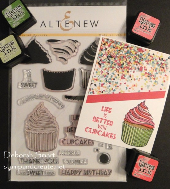 Simple Stamping Challenge