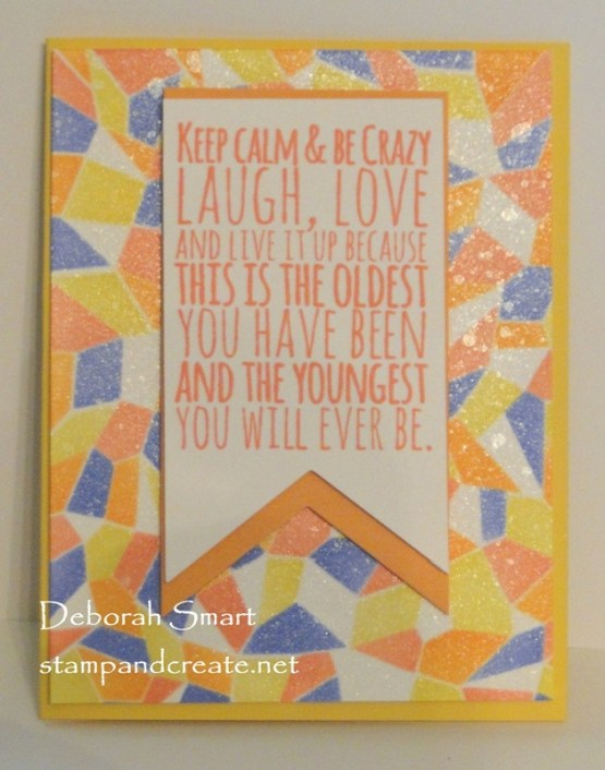 Keep Calm & Be Crazy