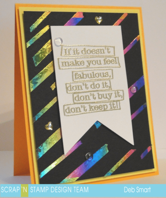 Try Adding Foiling Fun Without Extra Tools!