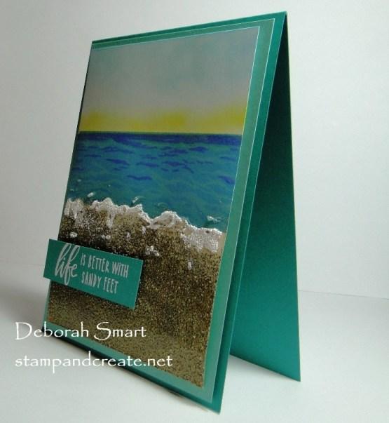 It's Always Beach Weather on Paper!